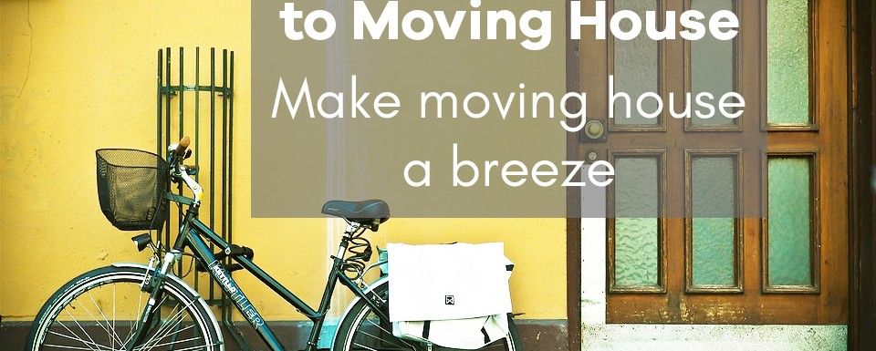 6 Step Guide to Moving House