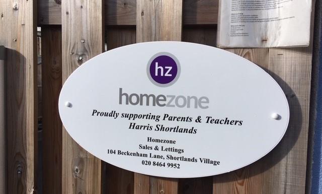 Hariis School Plaque